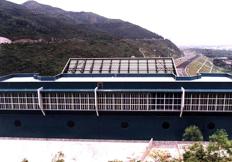 香港三号干线隧道通风系统
