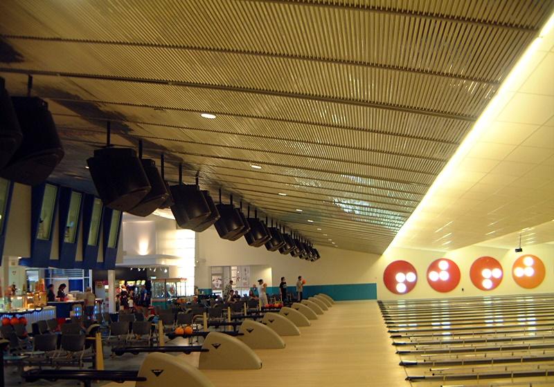 澳洲AMF保龄球馆