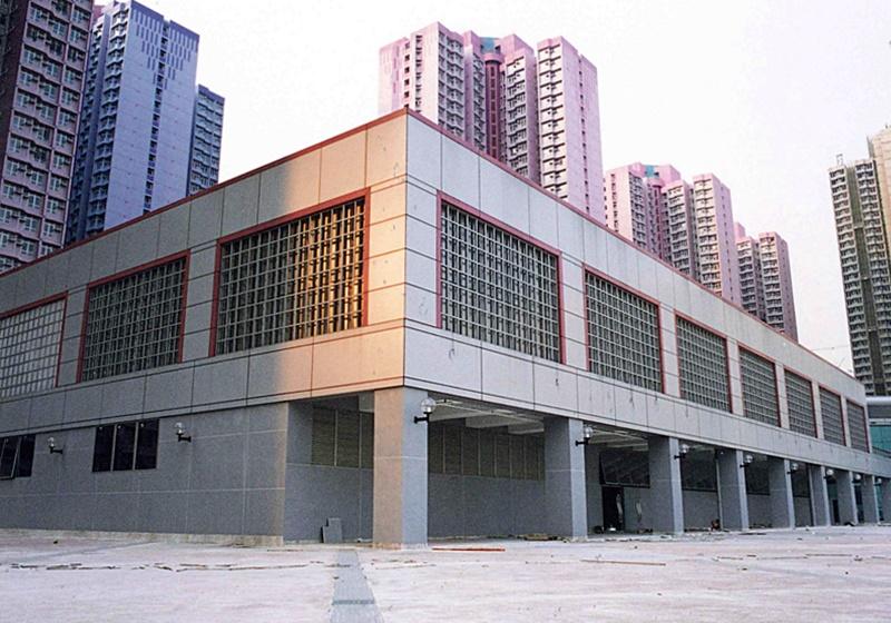 香港将军澳尚德邨