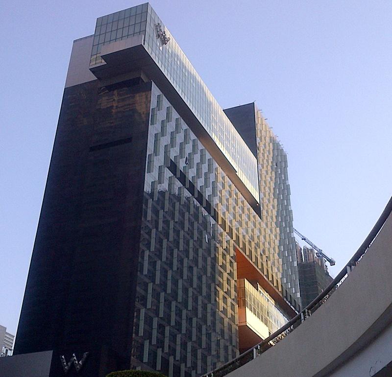 中国广州W酒店
