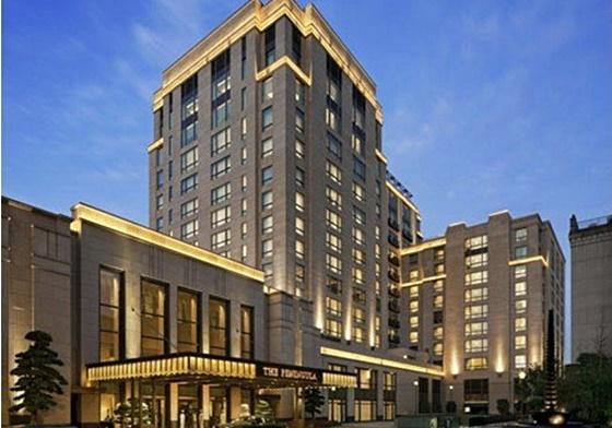 中国上海半岛酒店