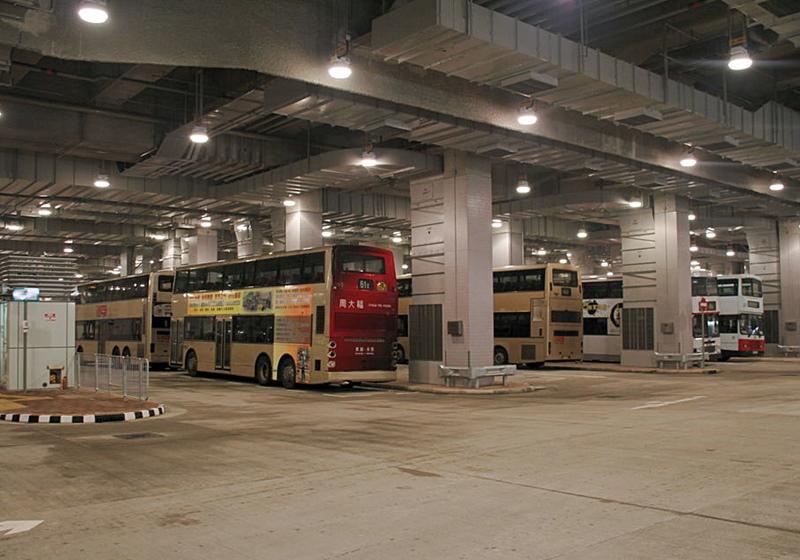 香港屯门站公共运输交汇处