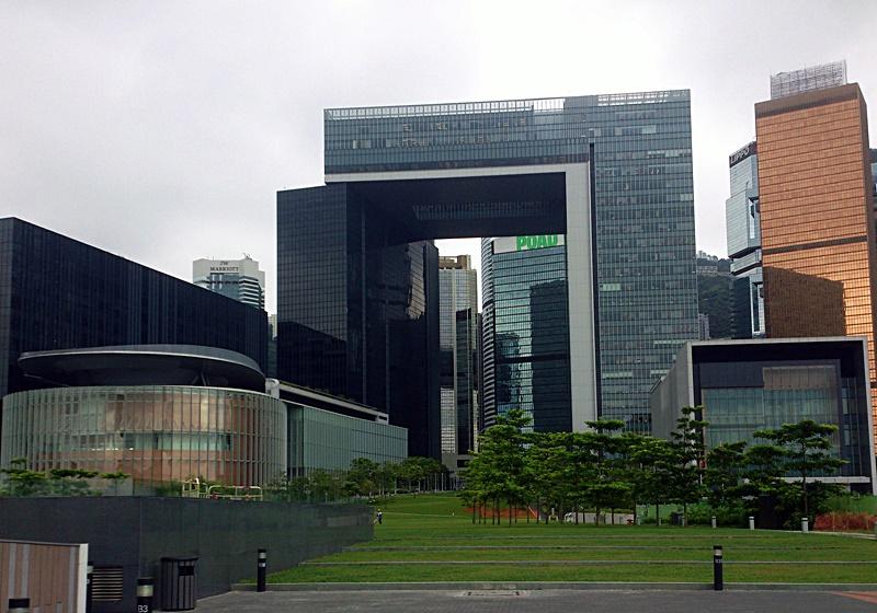 香港添马舰发展项目
