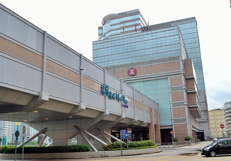 香港港铁总部大楼(德福广场)